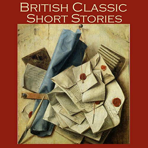 British Classic Short Stories audiobook cover art