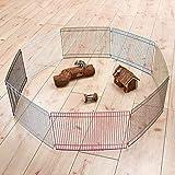 Trixie 6247 Joy Freilaufgehege für Kleintiere