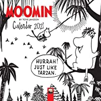 Moomin by Tove Jansson Mini Wall calendar 2021 (Art Calendar) (Mini Calendar)