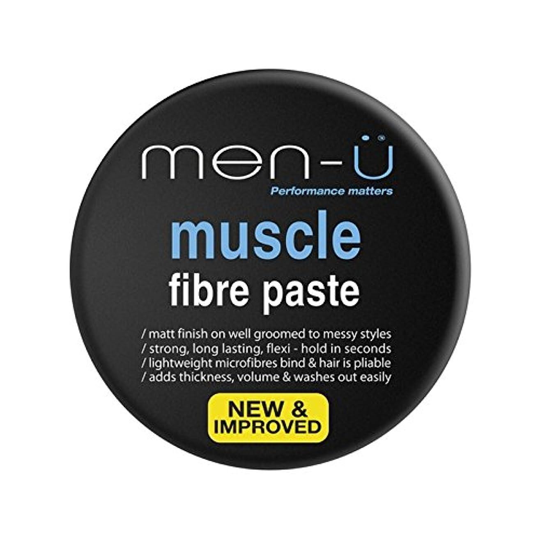 男らしいミサイルフォアマンMen-? Muscle Fibre Paste (100ml) - 男性-?筋線維ペースト(100ミリリットル) [並行輸入品]