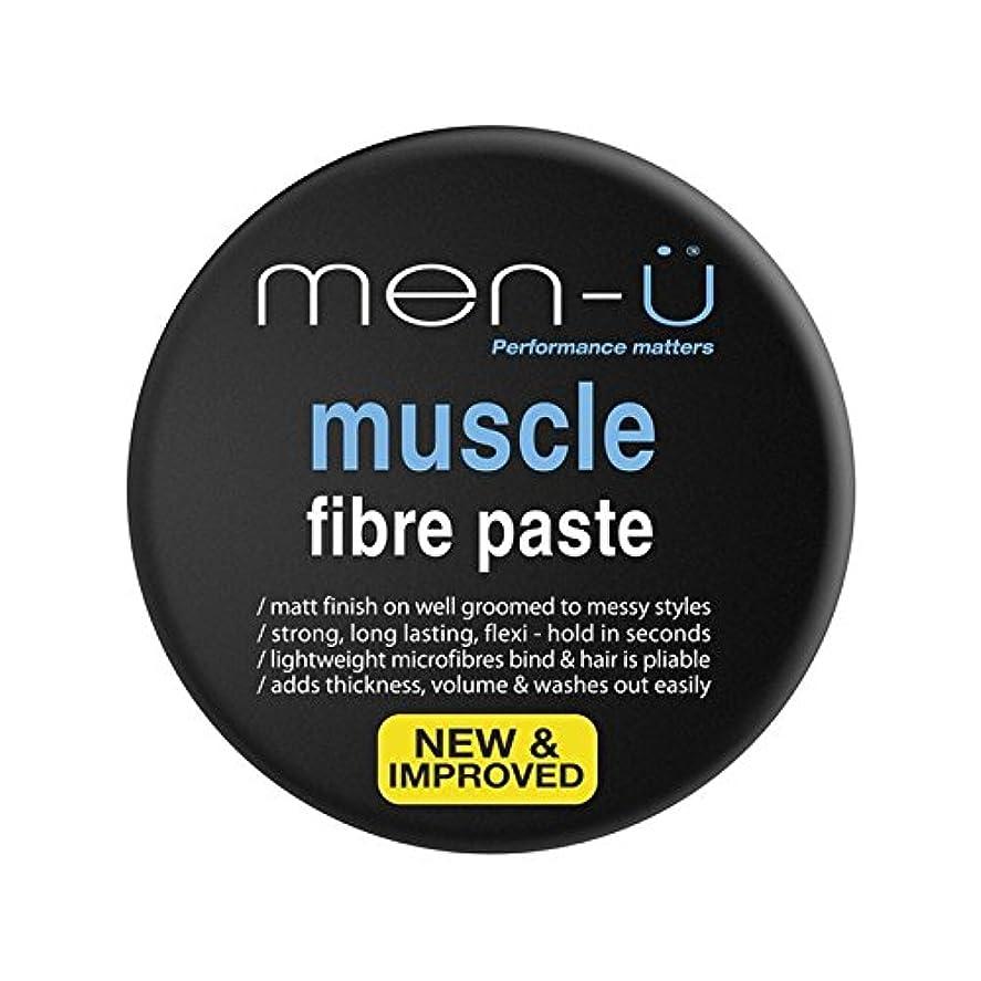 おっと誤って添加剤男性-?筋線維ペースト(100ミリリットル) x4 - Men-? Muscle Fibre Paste (100ml) (Pack of 4) [並行輸入品]