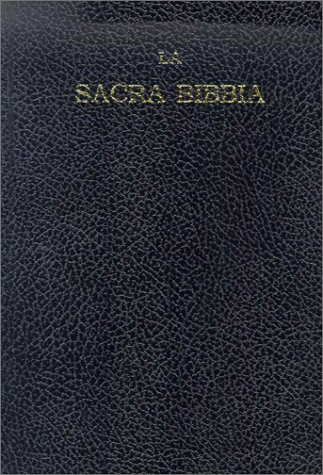La Sacra Bibbia ossia l'Antico e il Nuovo Testamento tradotti da Giovanni Diodati