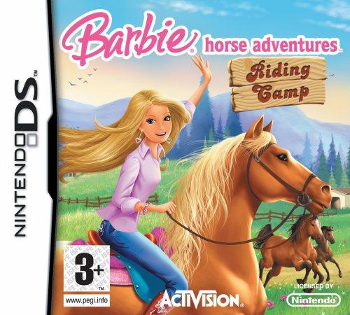 Barbie Horse Adventures: Riding Camp (Nintendo DS) [Import UK]