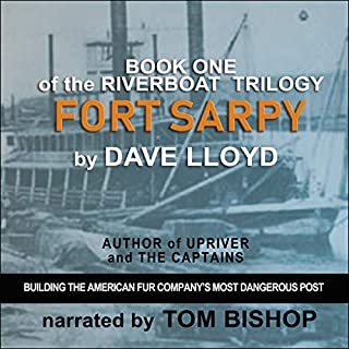 Fort Sarpy audiobook cover art