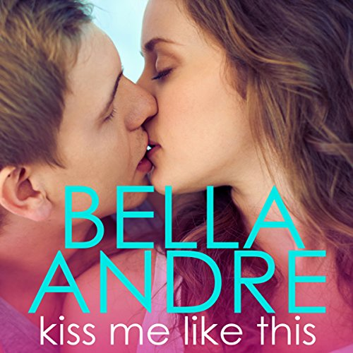 Kiss Me Like This audiobook cover art