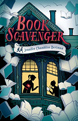 Book Scavenger (The Book Scavenger series 1) (English Edition)