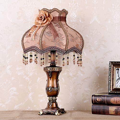 Retro Schreibtischlampe Kreative E27 Tischlampe Innenleselampe Wohnzimmer Beleuchtung Dekoration Flutlicht Studie Büro Ø33 * 55 CM