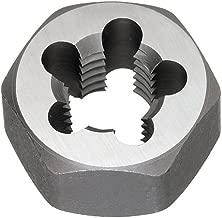 Titan TE80613 Carbon Steel Metric Hexagon Rethreading Die, M16 x 1.50 mm