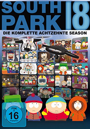South Park - Season 18 [2 DVDs]