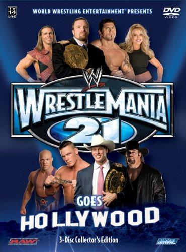 Some reservation WrestleMania Long-awaited 21