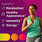 Centrum Multivitamin for Women, Multivitamin/Multimineral Supplement with Iron, Vitamin D3, B Vitamins and Antioxidant Vitamins C and E, Gluten Free, Non-GMO Ingredients - 250 Count #1
