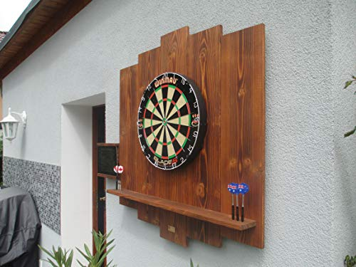 WDS Darts Sports Holz Surround, Outdoor - 3