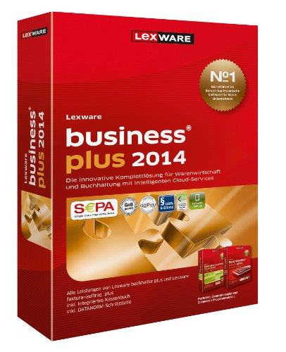 Lexware Business Plus 2014 (Version 14.00)