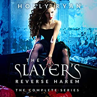 The Slayer's Reverse Harem: The Complete Series                   By:                                                                                                                                 Holly Ryan                               Narrated by:                                                                                                                                 Melissa Schwairy                      Length: 17 hrs and 35 mins     2 ratings     Overall 4.5