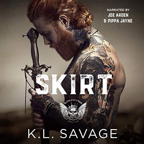 Skirt Audiobook By K.L. Savage cover art