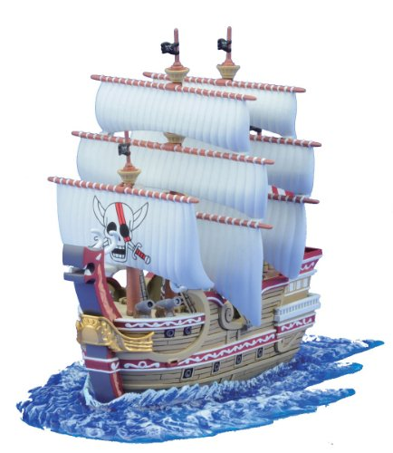 Bandai Hobby Red Force One Piece - Grand Ship Collection