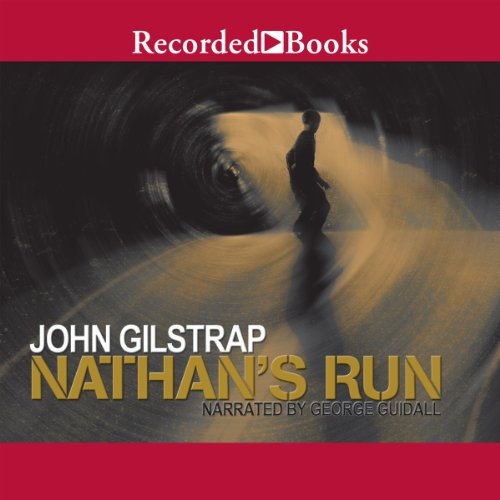 Nathan's Run audiobook cover art