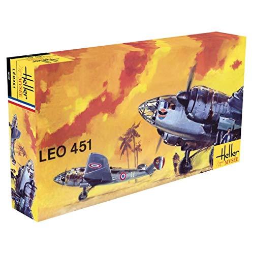 Heller- Modellino Leo 451, 80389