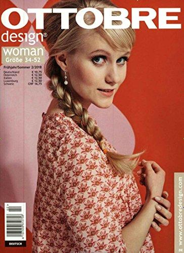Ottobre Design Woman [Abonnement jeweils 2 Ausgaben jedes Jahr]