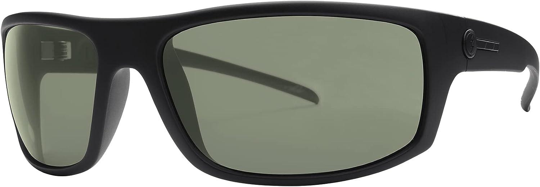 Electric - Tech One, Sunglasses, Matte Black Frame, Gray Polarized Lenses