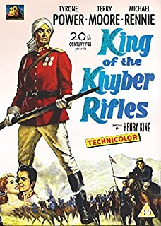 King Of The Khyber Rifles [DVD]