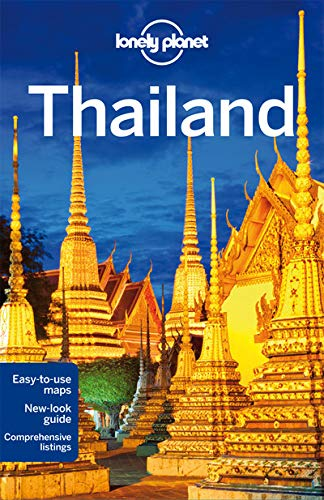 Lonely Planet Thailand, English edition (Country Regional Guides)