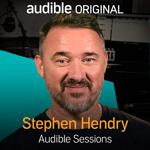 Stephen Hendry cover art