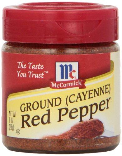 McCormick Gemahlener Cayenne Roter Pfeffer (522861) 28,3 Gramm