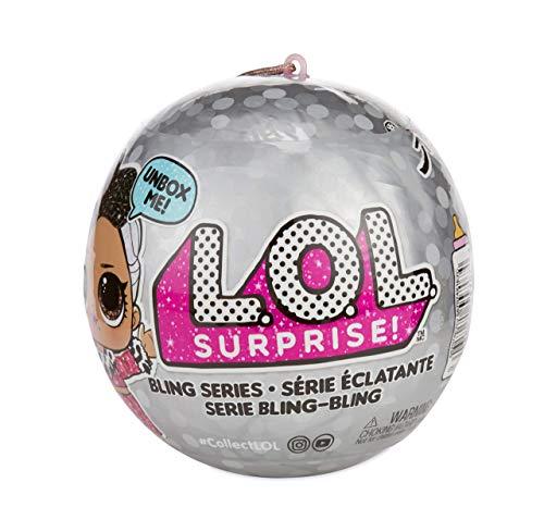 MGA Entertainment- Dolls Bling Series 1A L.O.L. Surprise LOL, Multicolor, Talla Única (557074E7C) , color/modelo surtido