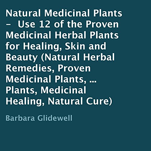 Natural Medicinal Plants audiobook cover art