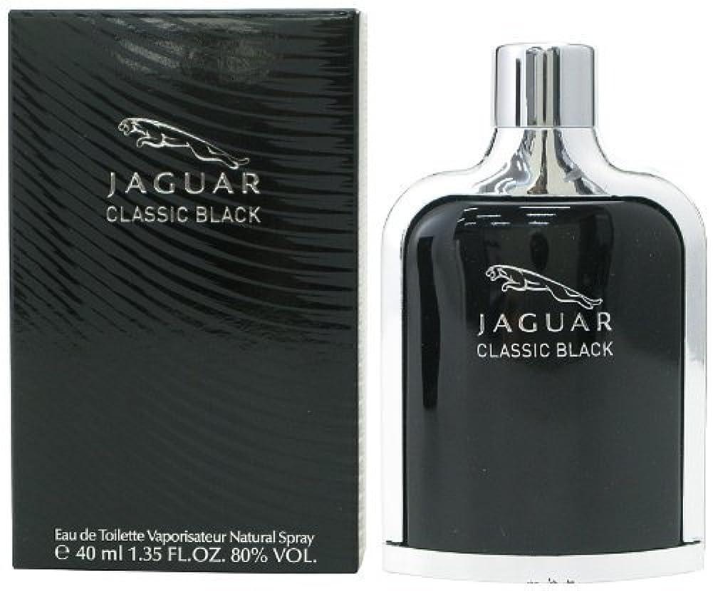 猫背裕福なロンドン【ジャガー】ジャガー クラシック ブラック EDT?SP 100ml (並行輸入品)