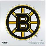 NHL Siskiyou Sports Fan Shop Boston Bruins Logo Magnets 8 inch sheet Team Color
