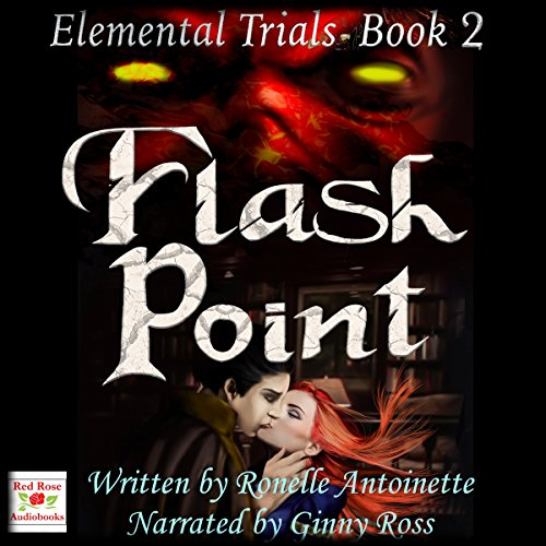 Flash Point  Audiobook By Ronelle Antoinette cover art