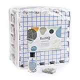 KnitIQ Standard Blocking Bundle with Wool Wash – 9 Extra Thick Blocking Boards with Grids and 100 T-pins + KnitIQ No Rinse Delicate Wash 4 fl. oz for Blocking Needlework, Knitting or Crochet