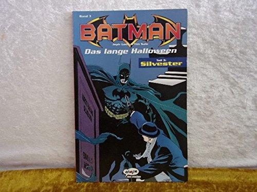 Batman, New Line, Bd.3, Das lange Halloween