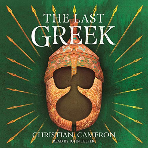 Page de couverture de The Last Greek