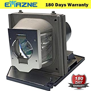 Emazne BL-FU220A Projector Replacement Compatible Lamp with Housing Work for Optoma HD73 Optoma HD72i Optoma HD6800 Optoma HD72 Theme-S HD72 Acer PD523PD PD525PW PD527D PD527W