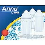 [page_title]-12 Anna Monomax Wasserfilter Kartuschen passend auch für Brita Classic, PearlCo