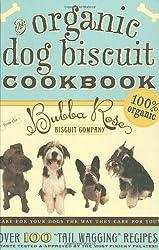 organic dog biscuit recipe book