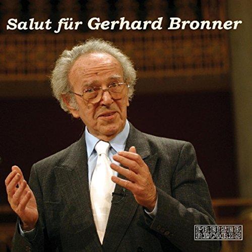 Salut für Gerhard Bronner Titelbild