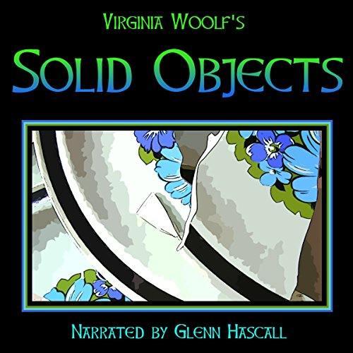 Solid Objects audiobook cover art