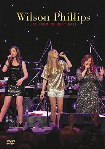 WILSON PHILLIPS Live From Infinity Hall 2012 (TV-Special)