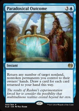 Magic The Gathering - Paradoxical Outcome (060/264) - Kaladesh