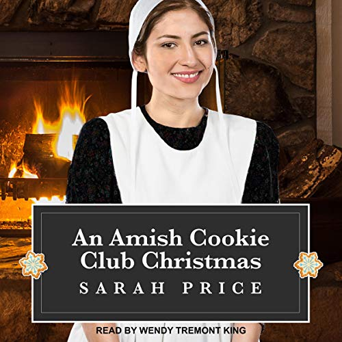 An Amish Cookie Club Christmas cover art