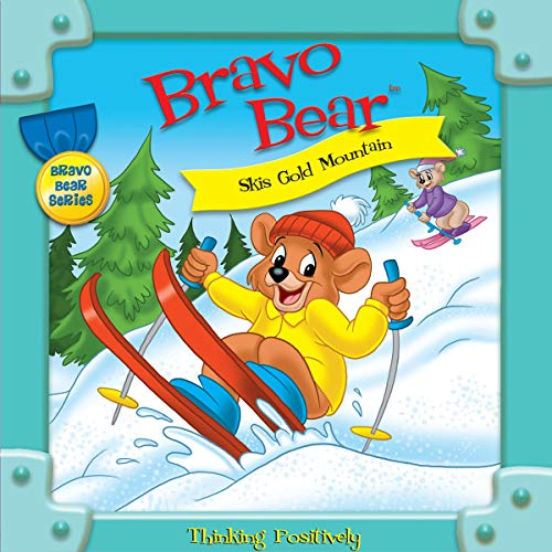 Bravo Bear Skis Gold Mountain Audiobook By Christian Hainsworth cover art