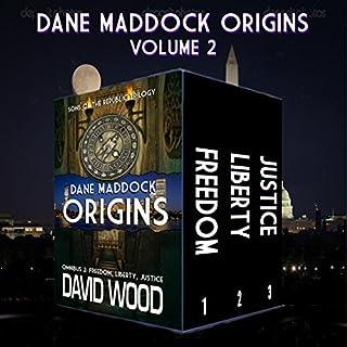 The Dane Maddock Origins: Omnibus 2 cover art