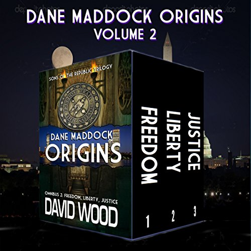 The Dane Maddock Origins: Omnibus 2  By  cover art