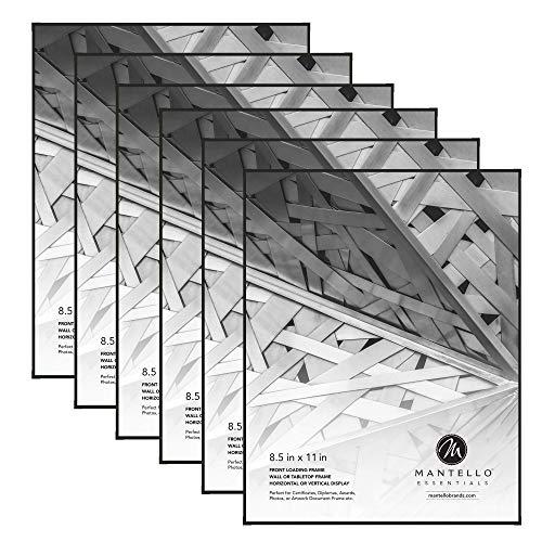 marco sin borde fabricante Mantello Frames