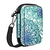 Fintie Funda para HP Sprocket 2nd Edition/HP Sprocket/2 en 1, Polaroid Snap/Snap Touch/Polaroid Zip/Hi-Print - Bolsa Dura Antichoque con Bolsillo Interno, Esmeralda