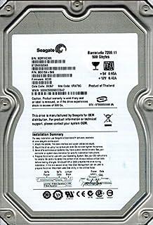 Seagate ST3500320AS P/N: 9BX154–568F/W: SD35kratsg 500GB